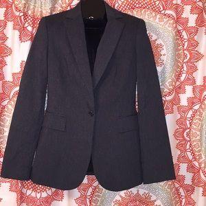 Express 6 Blazer Jacket Top